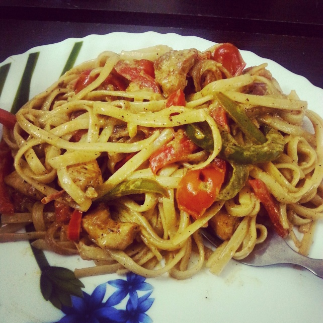 Cajun_spice_chicken_pasta